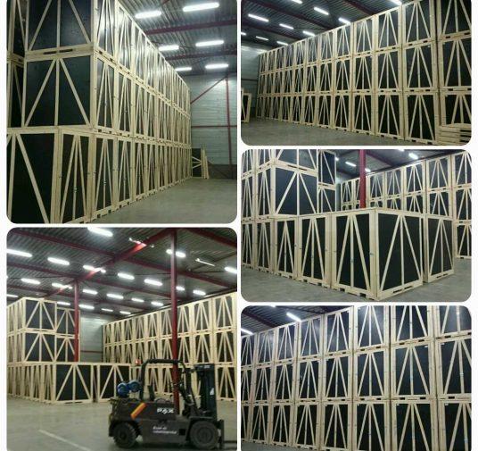 Opslagkisten betonplex/multiplex